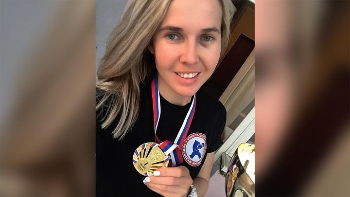Сибирячка оправилась после тяжёлой травмы и выиграла золото на чемпионате России по кикбоксингу