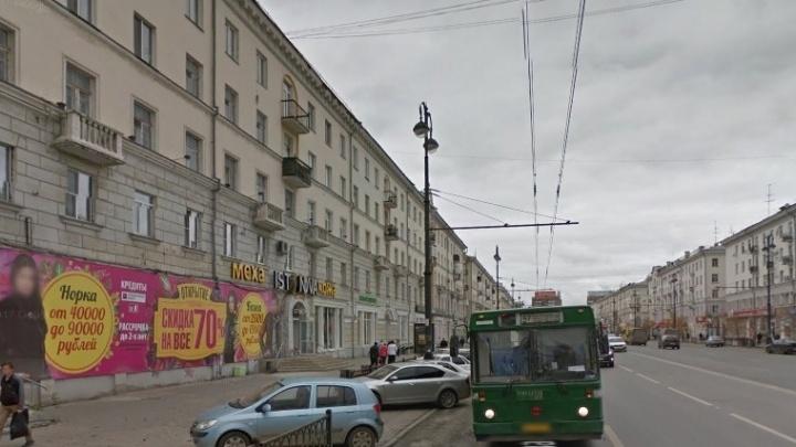 """В Екатеринбурге """"разгрузят"""" от излишней рекламы улицу Свердлова"""