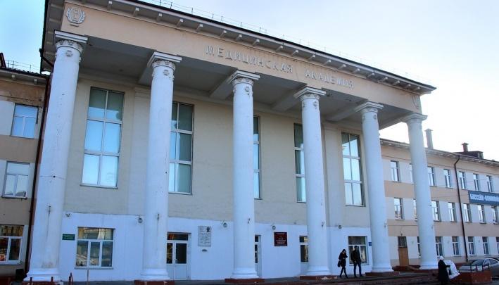 Бывший заместитель омского министра стал проректоромОмГМУ