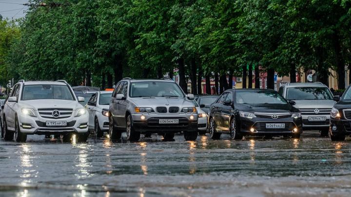 Почти как в тропиках: то жарко, то дожди. Какая погода будет в Перми всю неделю?