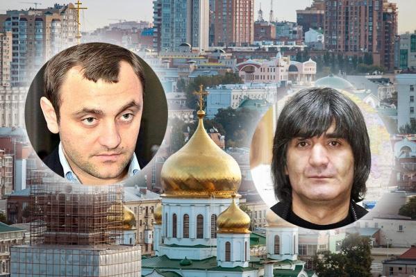 Армен Саркисян и Эдик Асатрян были в числе приглашенных на сходку