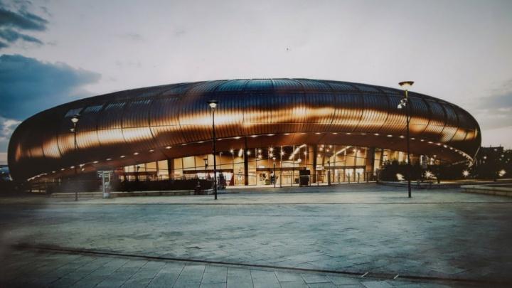 В Ростове возле парка Левобережный построят ледовую арену