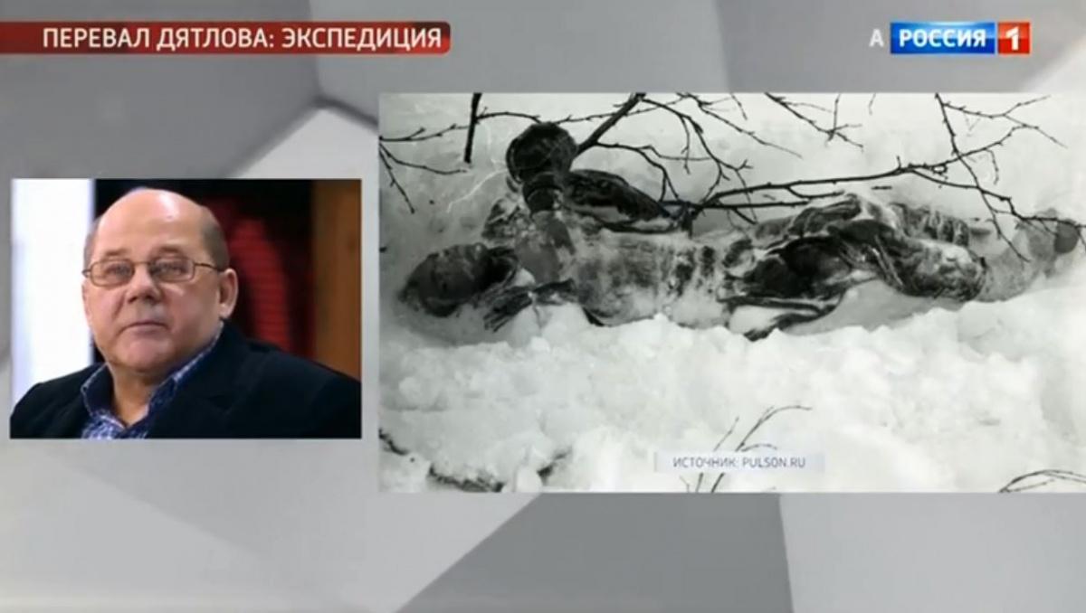 Писатель Анатолий Гущин