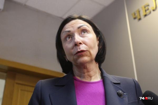 Наталья Котова — временно исполняющая полномочия главы Челябинска, но вопрос о её назначении, по сути, решён давно наверху