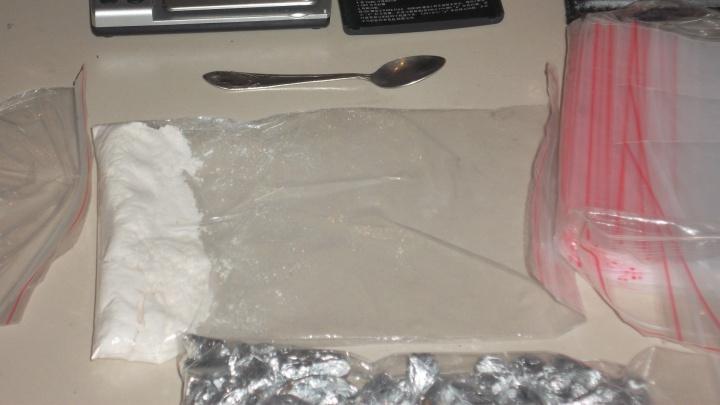 В Нижнем Тагиле у банды наркодилеров нашли 3,5 килограмма наркотиков