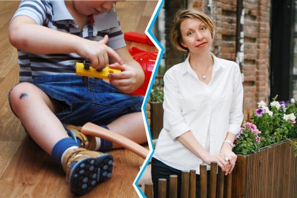 Светлана Гладкова общается со многими родителями детей-инвалидов и ни разу не встречала среди них асоциальных людей