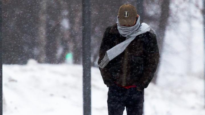 Тепло, но мерзко: самарцев ожидает еще одна неделя с мокрым снегом и дождем