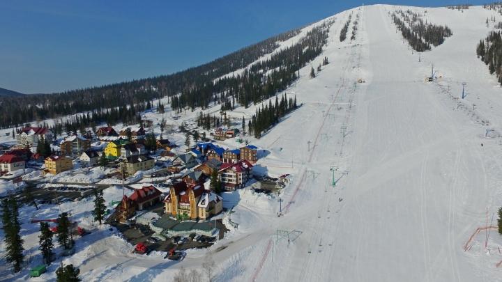Для красноярских горнолыжников планируют запустить рейсы до Шерегеша