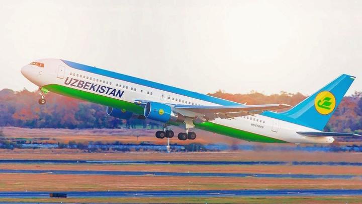 В Челябинск прилетел первый рейс из Ташкента