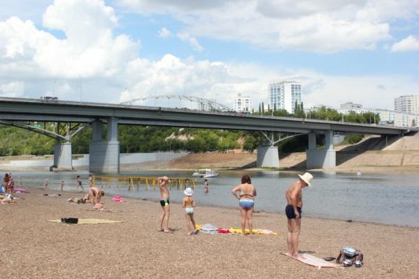 На Белой, в Кашкадане, Дёмском карьере и озере в Жуково купаться нельзя