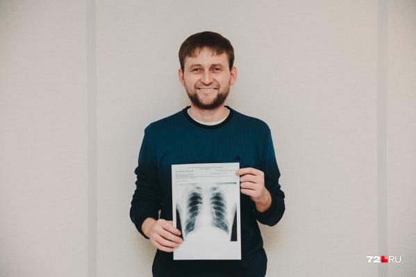 Руслан Акушкаров узнал о своей уникальной аномалии еще в детском саду