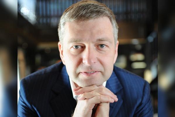 Дмитрий Рыболовлев родился в Перми