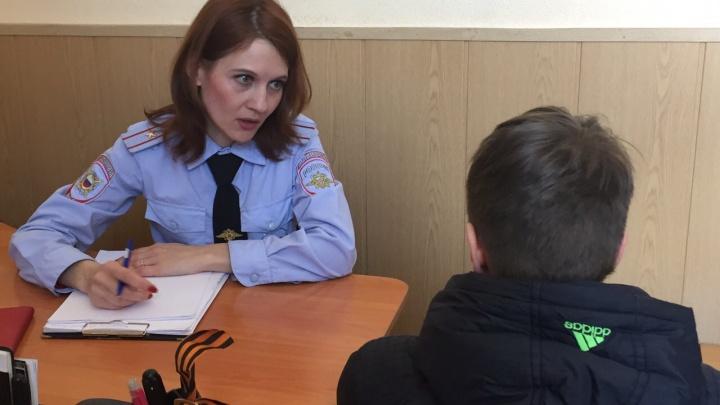 Подростка, избившего в Тевризе 12-летнего мальчика, поставят на учёт