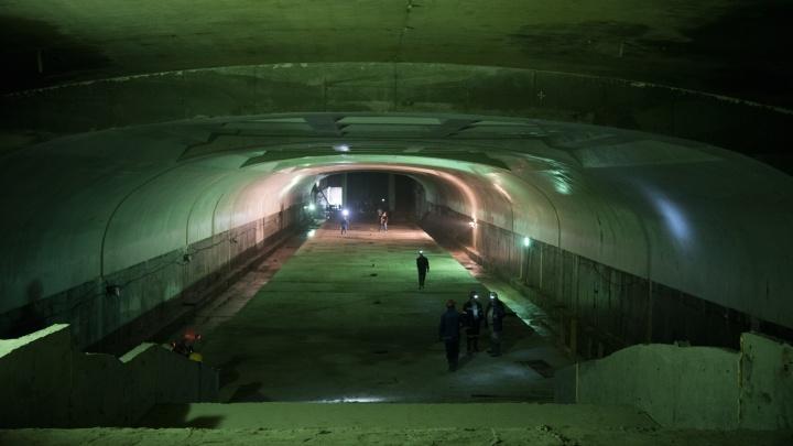 «Залить бетоном не получится»: в Омске начались работы по консервации метро