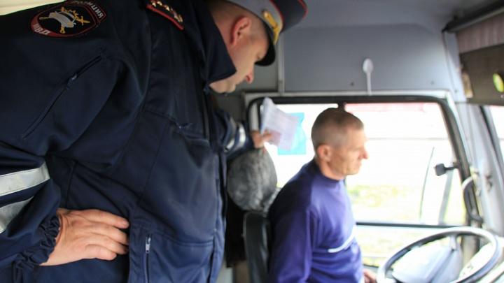 Маршрутка с пассажирами гоняла по Ярославлю с неисправными тормозами