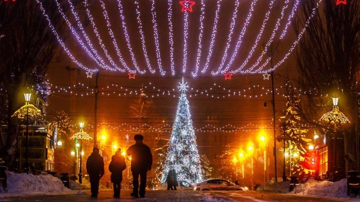 Здравствуй, 2019-й: Волгоград встречает Новый год