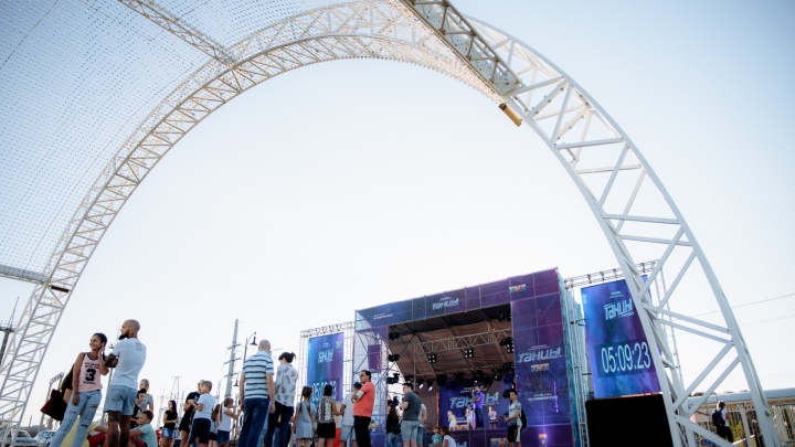Волгоградцы дотанцевались до третьего места во всероссийском баттле