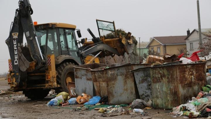 «Остался только один»: в Волгоградской области определяют мусорного оператора