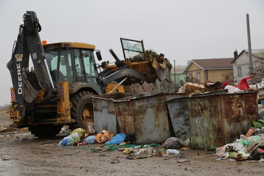 Весь мусор в Волгоградской области решили отдать концессиям