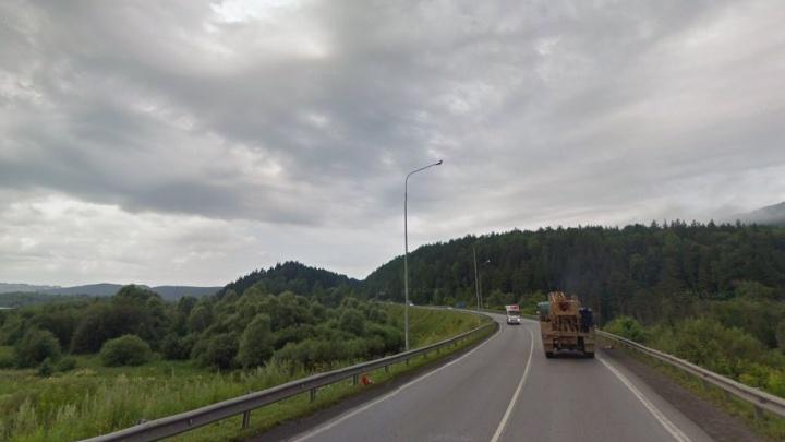 Объехать будет негде: на участке трассы М-5 в Челябинской области ограничат движение до конца лета