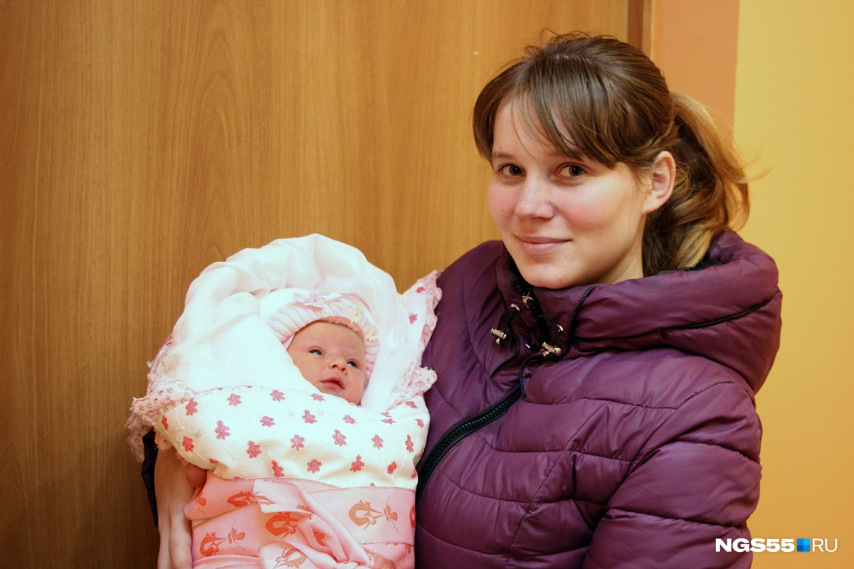 Василиса и её мама Анастасия