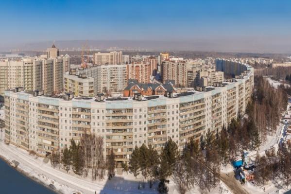 Посёлок Краснообск стал самым дорогим пригородом Новосибирска: стоимость жилья в нём сравнялась с городским