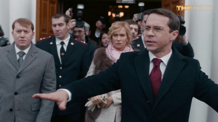 За роль продажного мэра Павел Деревянко был признан актером года