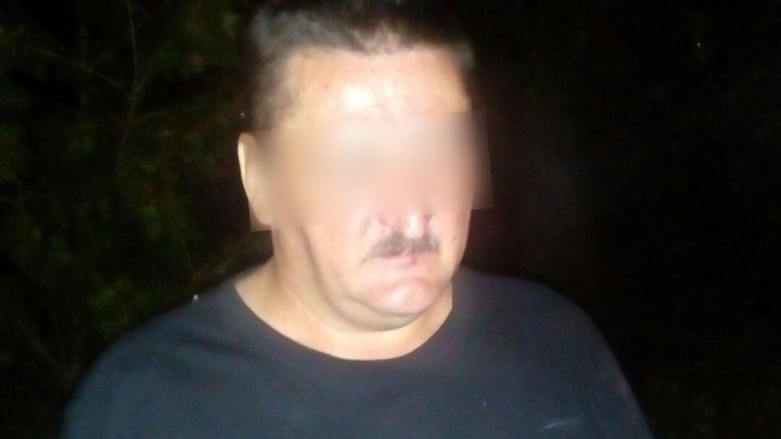 В Брагино охранники заперли грабителя в торговом зале
