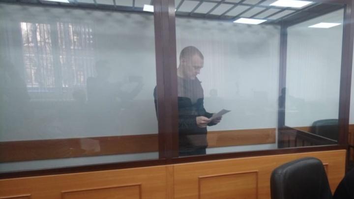 «Прошу шанс на жизнь»: участник «банды киллеров из ФСБ» выступил в суде с последним словом