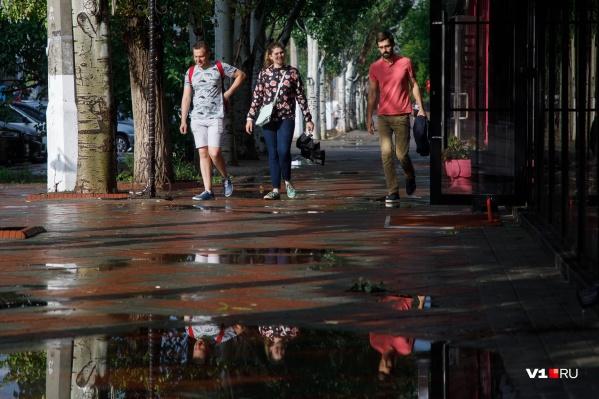 Волгоградцам советуют отложить все прогулки и остаться дома