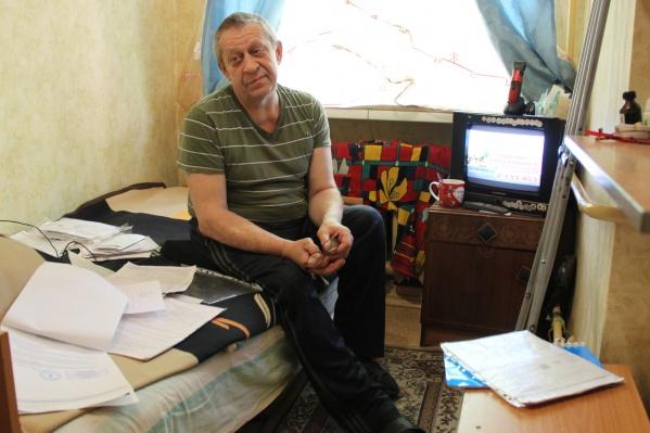 Замглавы западной компании Андрей Шашлюк потерял всё почти в один момент после того, как у него обнаружили коксартроз