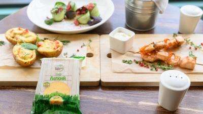 WOW-ВЕСНА в Волгограде: шеф-повар показал оригинальные блюда для первого весеннего пикника