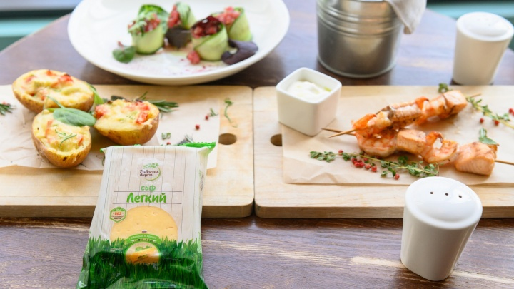 WOW-ВЕСНА в Волгограде:шеф-повар показал оригинальные блюда для первого весеннего пикника