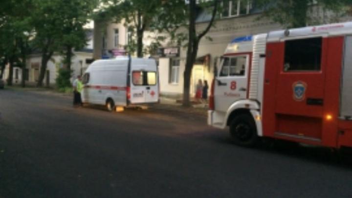 В Рыбинске водитель сбил человека и уехал