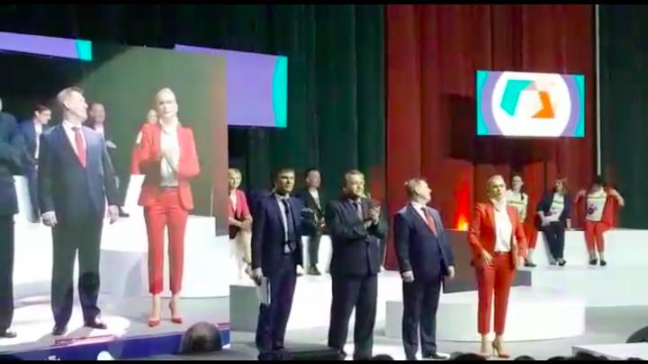 Чиновники записали видео с песней к 125-летию Новосибирска
