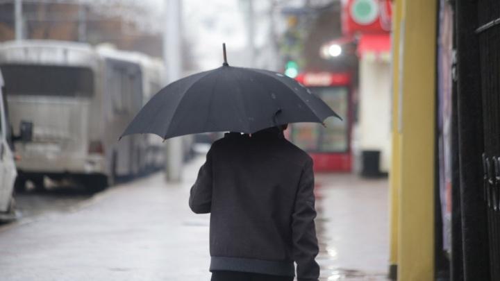 На Башкирию надвигаются холода и дожди
