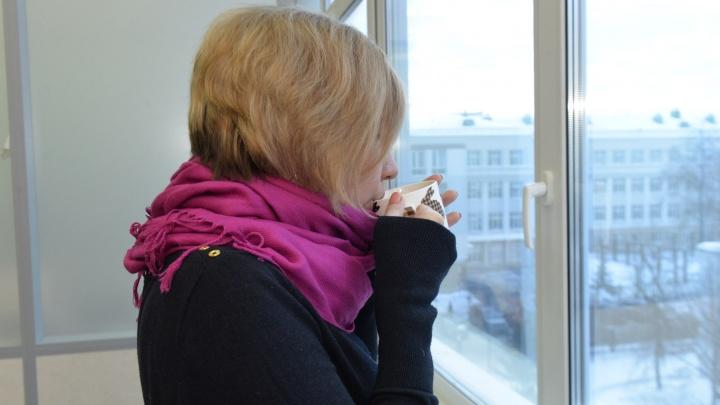 Эпидемия ОРВИ в Екатеринбурге в этом году затянулась до конца апреля