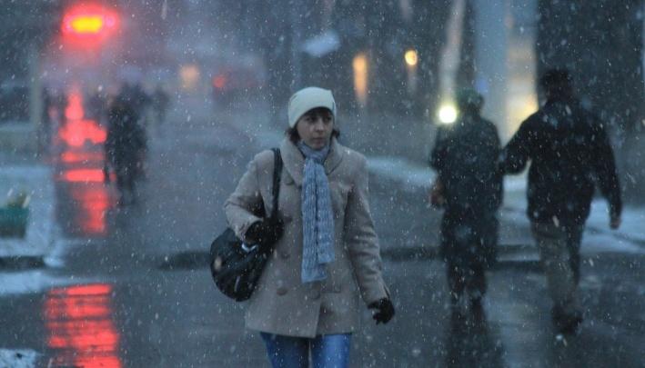 В начале ноября температура воздуха в Башкирии сменит минус на плюс
