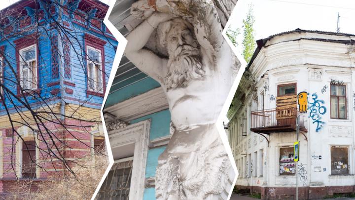 Забытые и разворованные: что скрывается за фасадами старинных ярославских зданий
