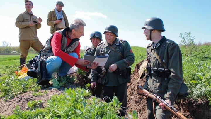 Память об «исчезнувшем поколении»: в Ростове представили фильм о боях на Миус-фронте
