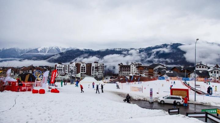 Волгоградцы внесли свой вклад в рекорд интернет-активности в горах Сочи
