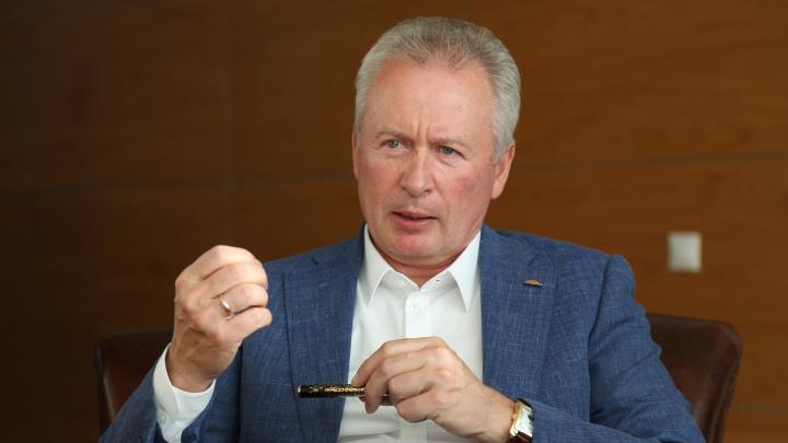 «Страховщики создают уникальные продукты»: глава ВСК выступил на Форуме лидеров страхового рынка