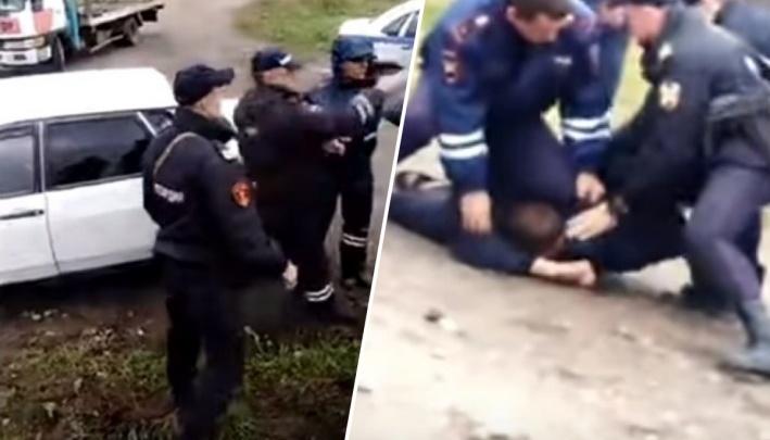 «Четких пацанчиков» из Канска отправили под арест после стычки с полицейскими