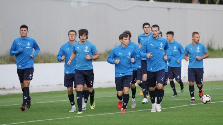 «Крылья Советов» готовятся к игре с «Арсеналом» без Молло