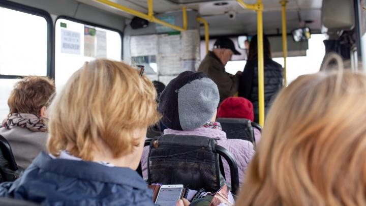 «Все притворились слепыми»: водитель маршрутки отказался ехать дальше, пока не уступят место ребёнку