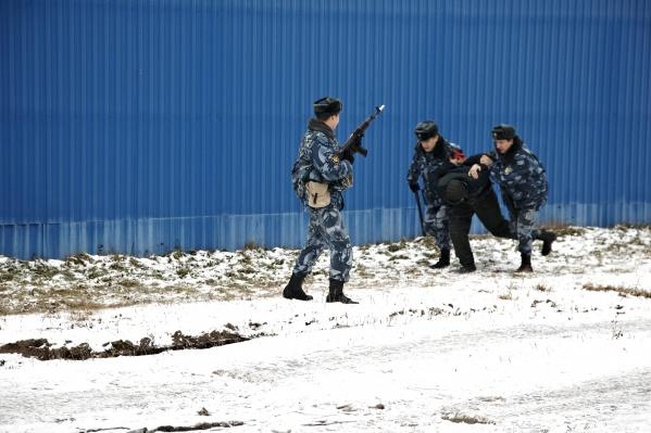 Подозреваемых задержали по горячим следам, ими оказались два ранее судимых неработающих онежанина