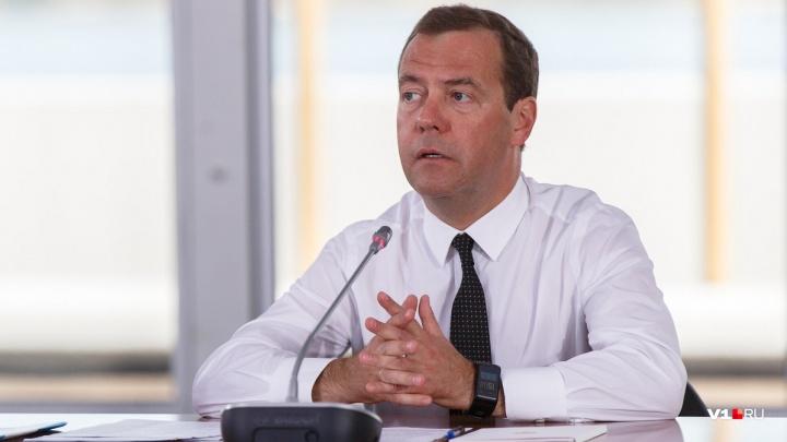Было несколько вариантов: Медведев выделил 722 млн на водовод и мини-ГЭС в Волго-Ахтубинской пойме