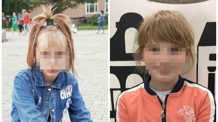 Полицейские нашли двух школьниц, которые пропали накануне на детской площадке в Перми
