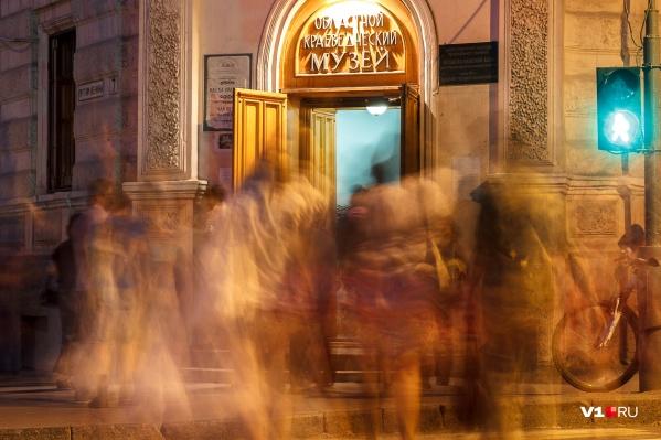 Больше 10 часов будут отмечать юбилей Волгограда музее на проспекте Ленина