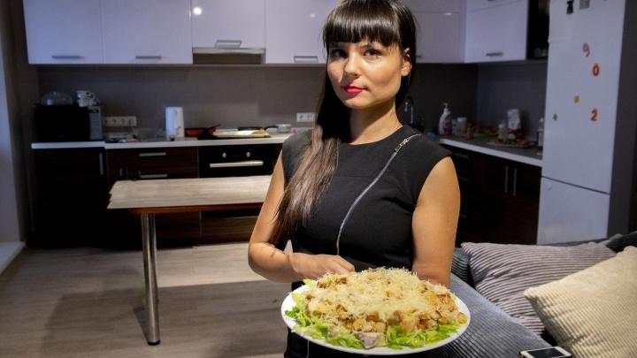 Салат цезарь: готовим блюдо с секретом